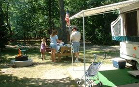 Dells TimberLand Camping Resort
