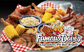 Famous Dave's-Downtown