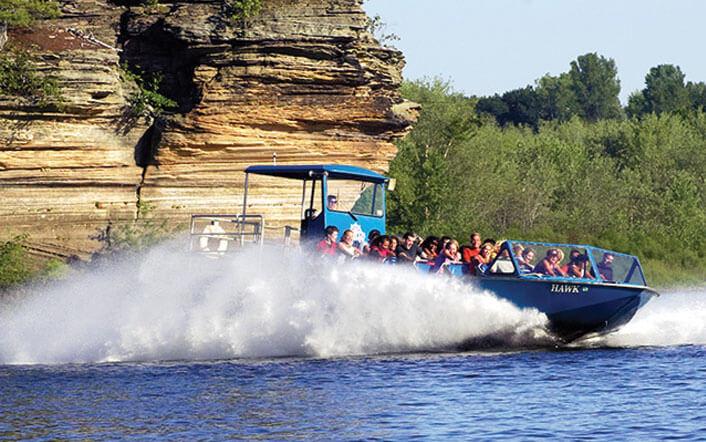 Jet Boat Adventures