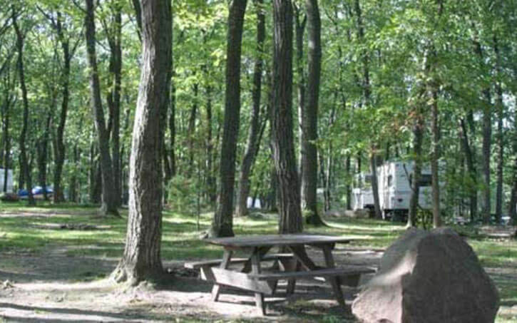 Kilby Lake Campground
