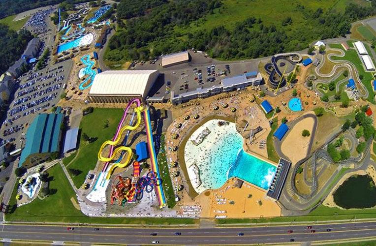 Mt. Olympus Water Park & Theme Park