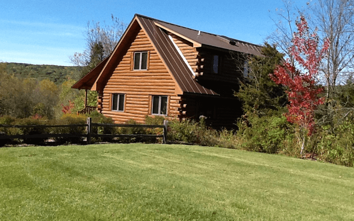 Rustic Ridge Log Cabins