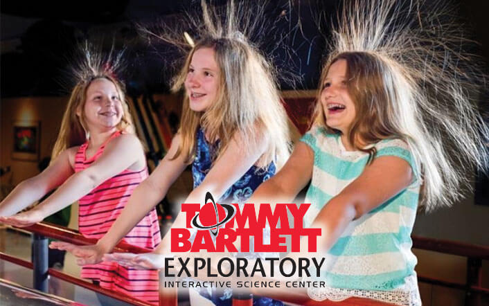 Tommy Bartlett Exploratory- Interactive Science Center