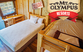 Mt. Olympus Resorts – Camping Village