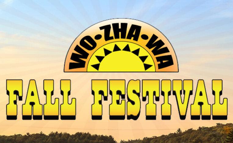 Wo-Zha-Wa Fall Festival Antique Flea Market
