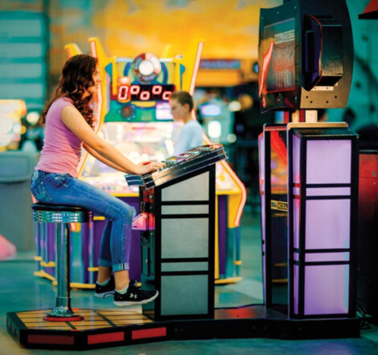 Mt. Olympus Resort Indoor Theme Park