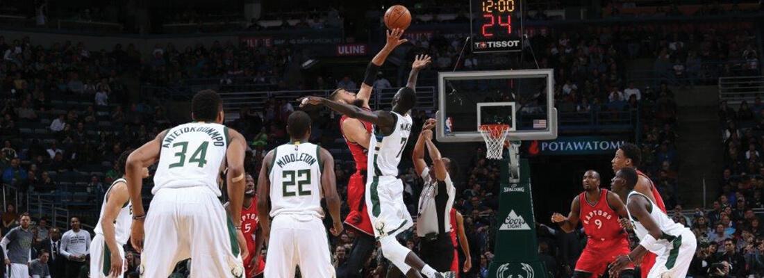 The Milwaukee Bucks