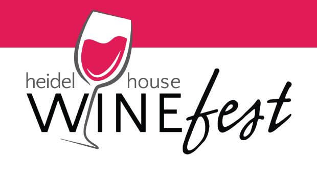Heidel House Wine Fest is Saturday, November 18th!