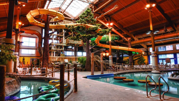 Wisconsin Indoor Waterpark