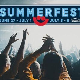 Summerfest picture schedule