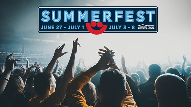 Summerfest picture schedule