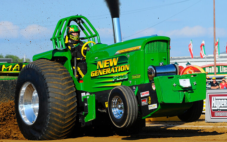 Budweiser Dairyland Super National Truck & Tractor Pull