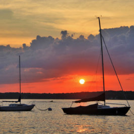 Lake Mendota, Madison, Wisconsin