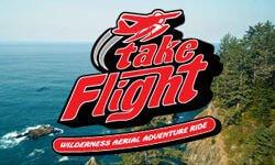 Take Flight Wilderness Aerial Adventure Ride @ Wilderness Resort